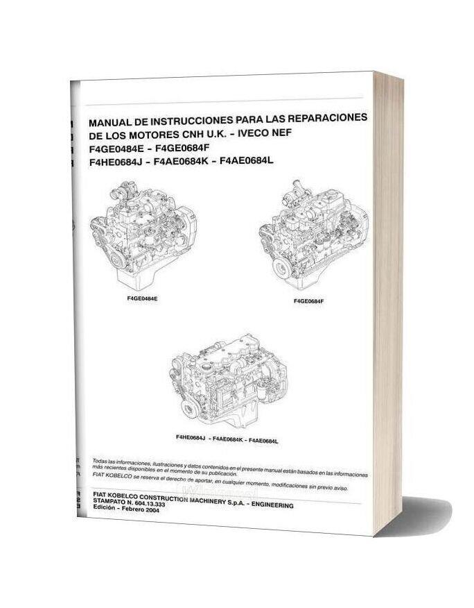 Iveco Engine Nef Repair Manual