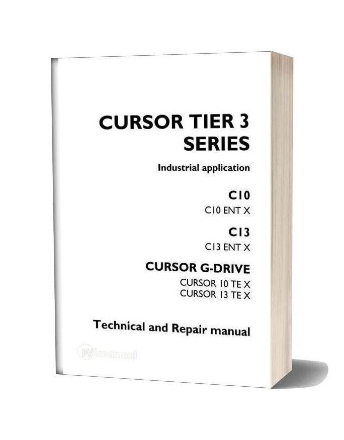 Iveco Repair Manual Cursor C10 C13 Tier3