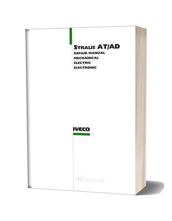 Iveco Stralis At Ad Repair Manual