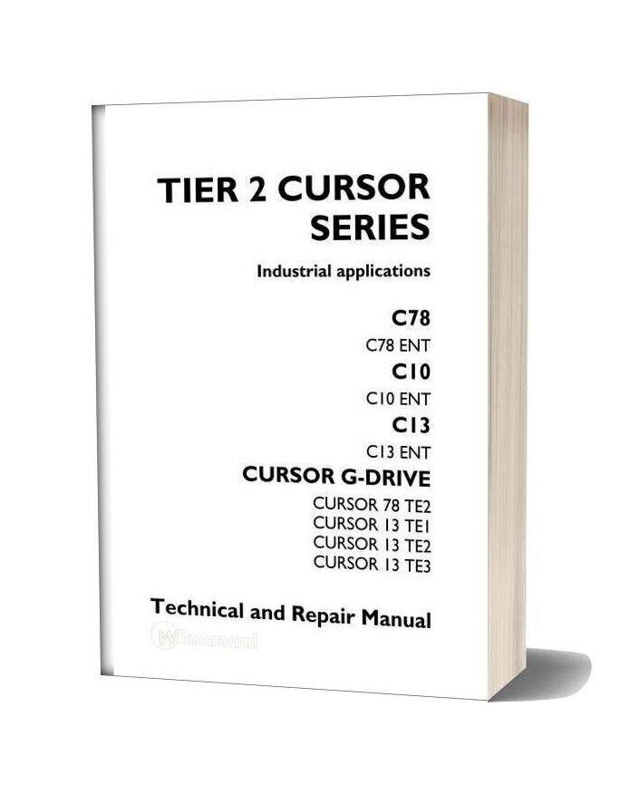 Iveco Tier 2 Cursor Diesel Engine Workshop Manual