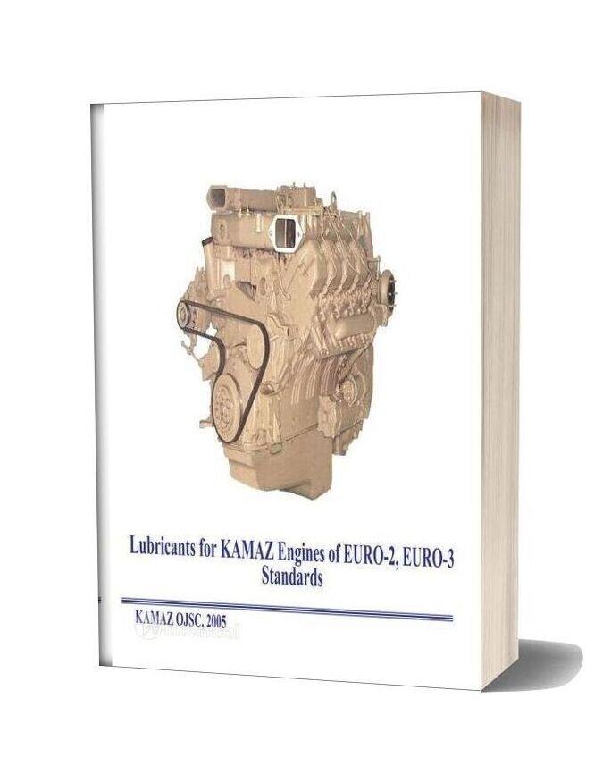 Kamaz Engine Lubrication