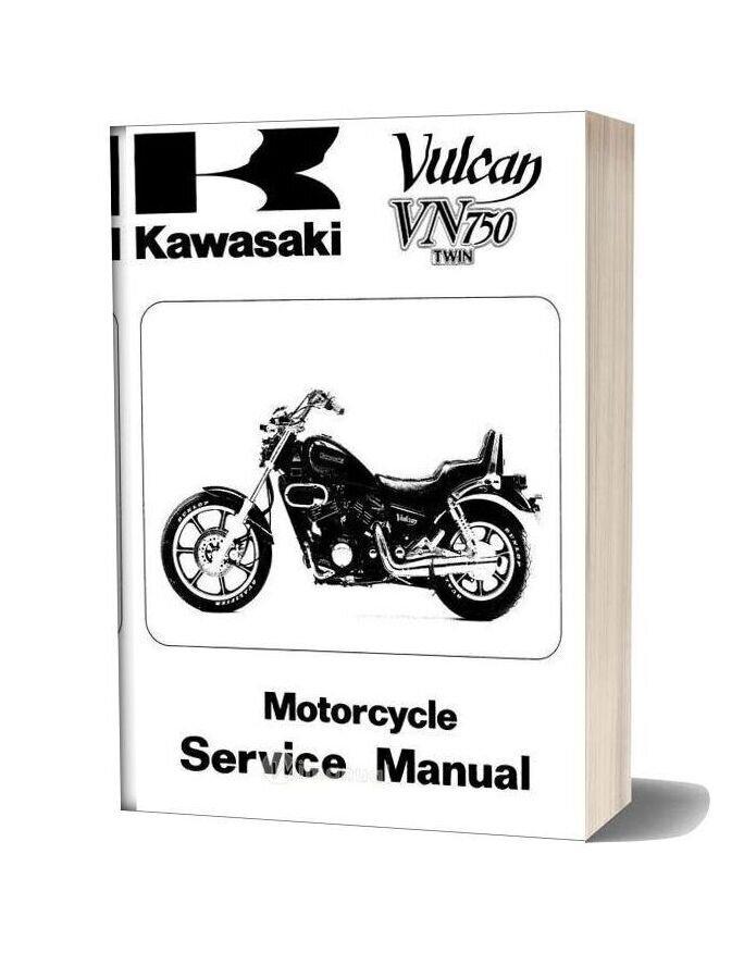 Kawasaki Vn750 Manual And Parts