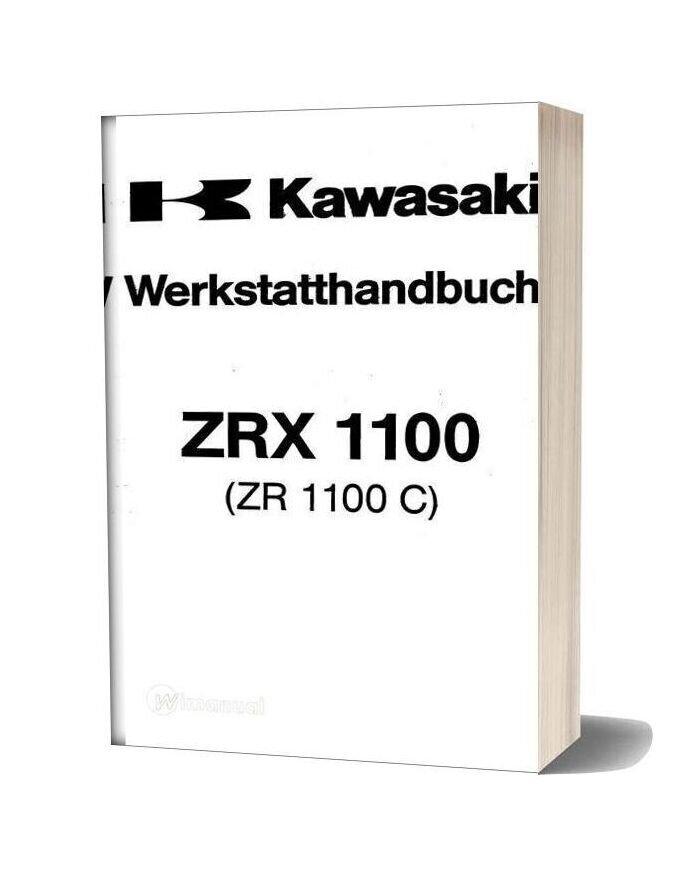 Kawasaki Zrx 1100 Service Manual
