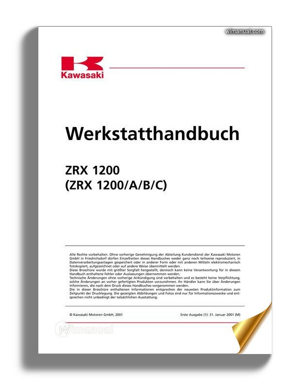 Kawasaki Zrx 1200 Service Manual 2