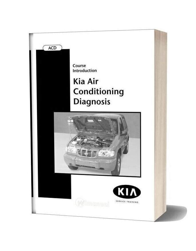 Kia Air Conditioning Diagnosis