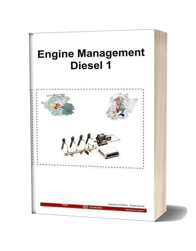 Kia Training Step 1 Engine Management Diesel 1