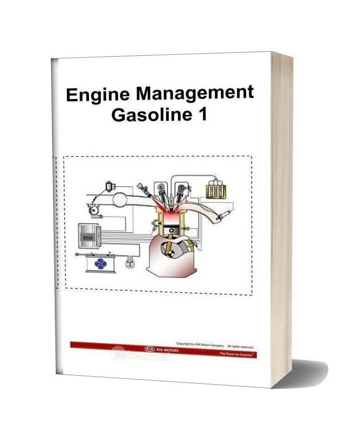 Kia Training Step 1 Engine Management Gasoline 1