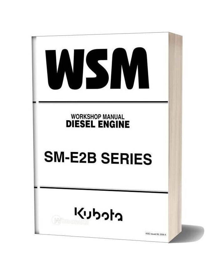 Kubota D622 Workshop Manual