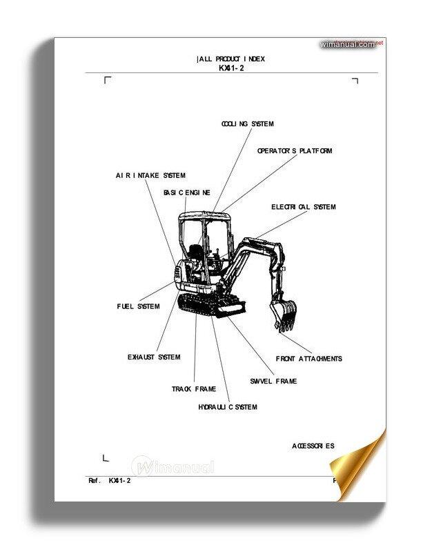 Kubota Kx41 Manual Guide