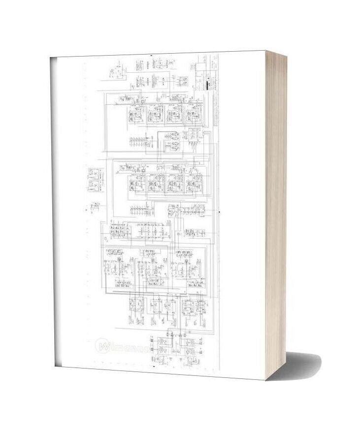 Liebherr R996 Schematics
