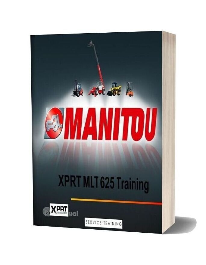 Manitou Xprt Mlt 625 Service Training
