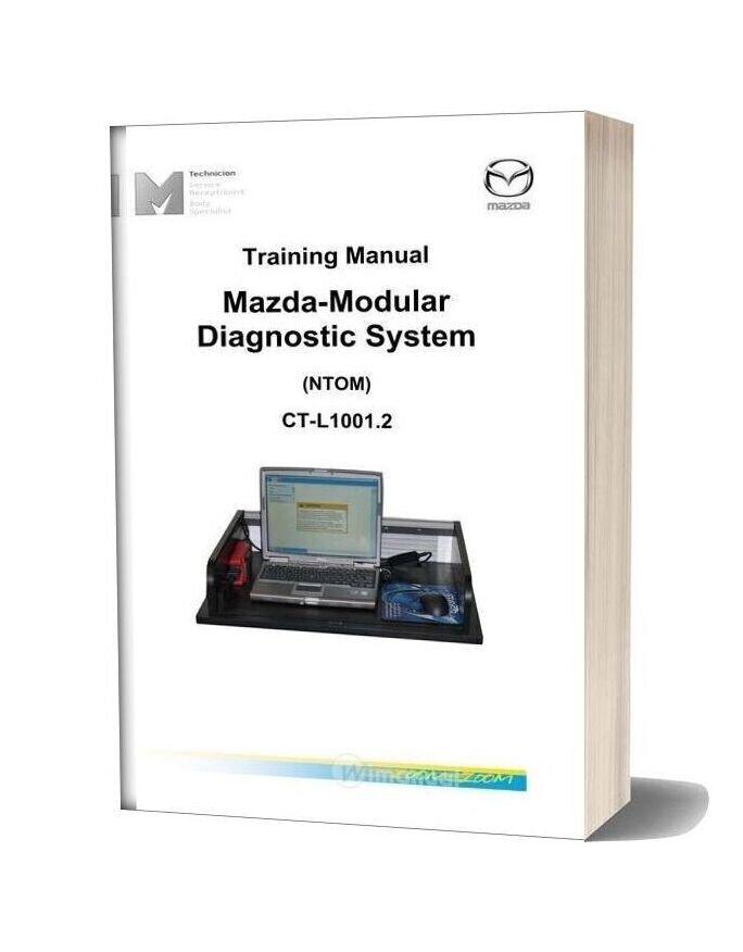 Mazda Modular Diagnostic System