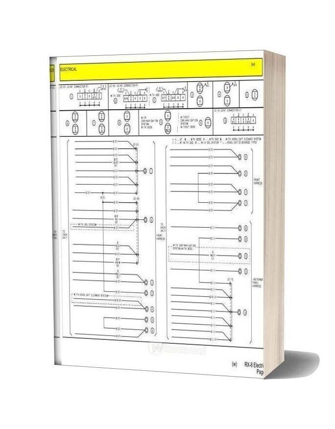 Mazda Rx2 13 Electrical Manual