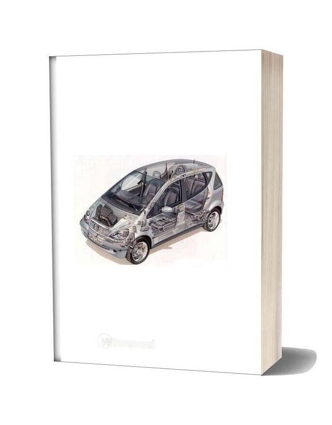 Mercedes Benz A Klasse W168 Service Manual Ru