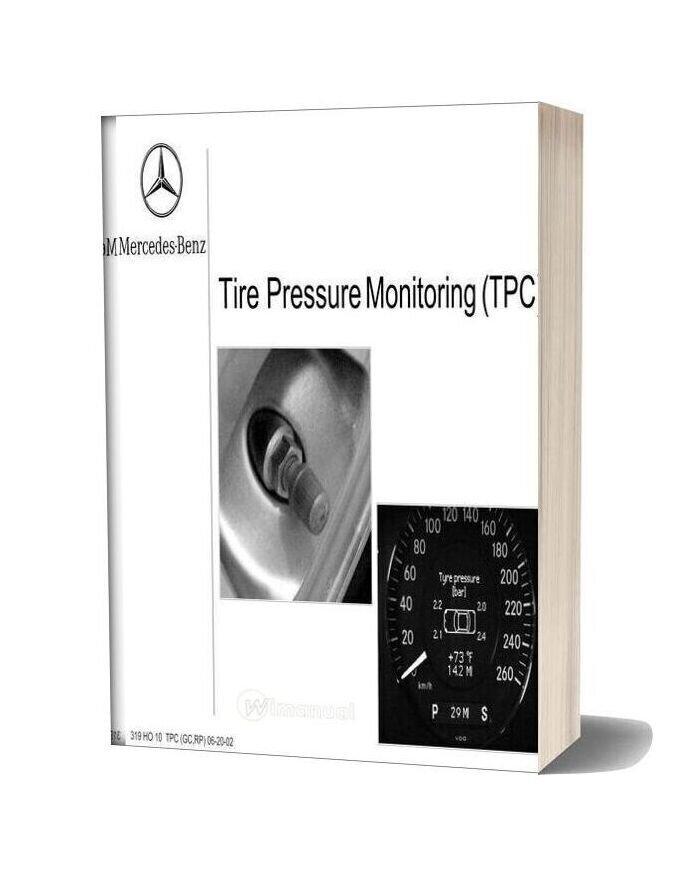 Mercedes Benz Technical Training 219 Ho Tpc Gc Rp 06 20 02