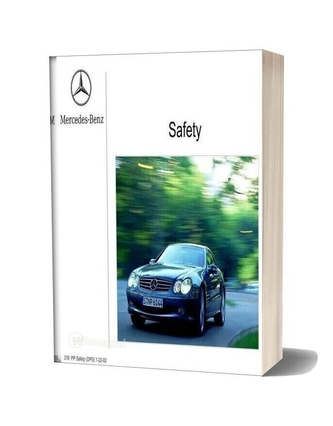 Mercedes Technical Training 318 Ho Safety Dps 1 22 02