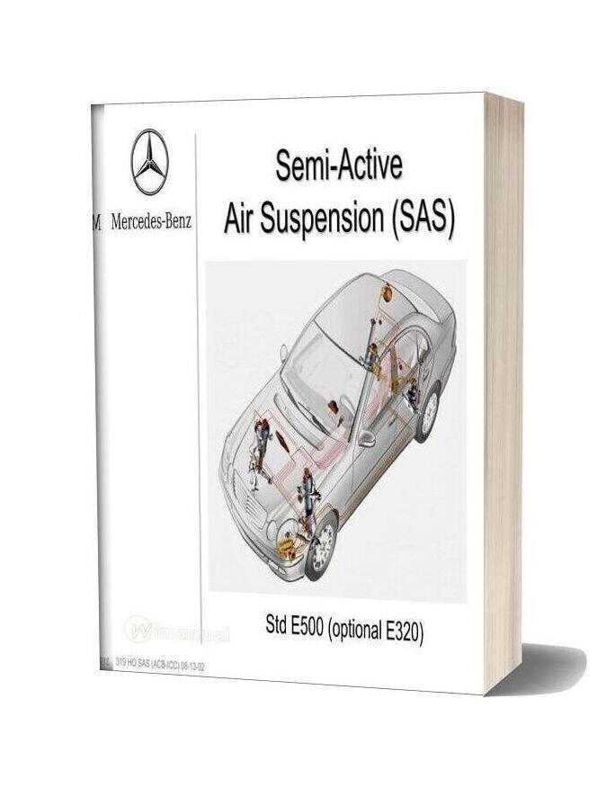 Mercedes Technical Training 319 Ho Sas Acb Icc 08 13 02