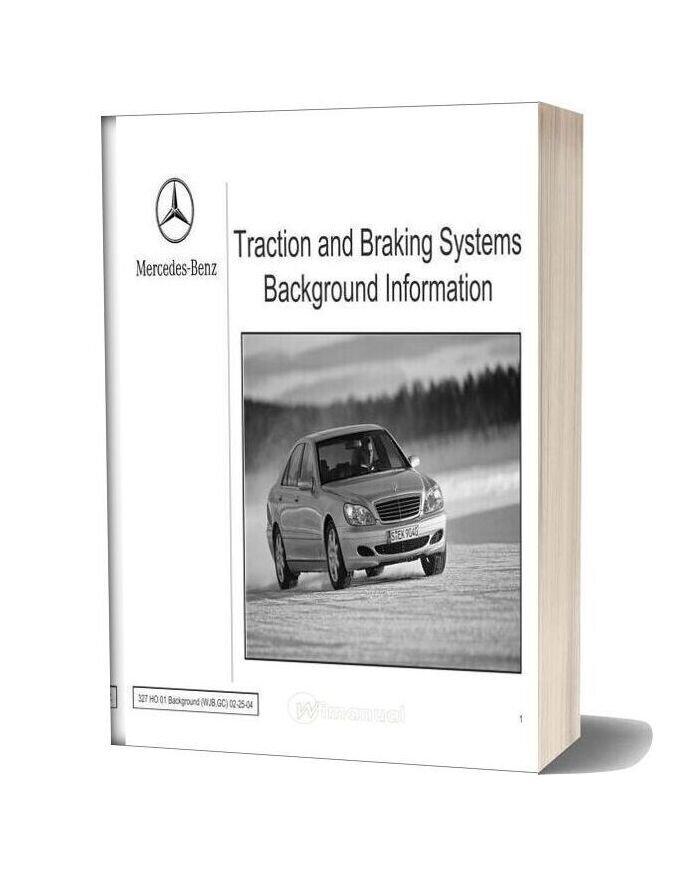 Mercedes Technical Training 327 Ho 01 Backgound Wjb Gc 02 25 04
