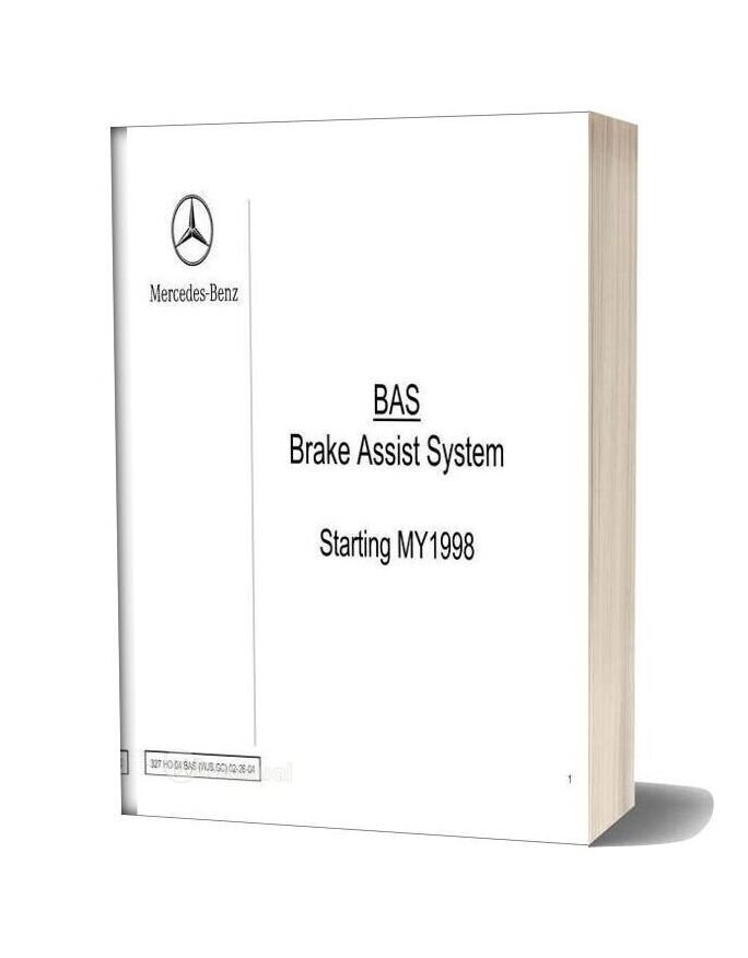Mercedes Technical Training 327 Ho 04 Bas Wjb Gc 02 26 04