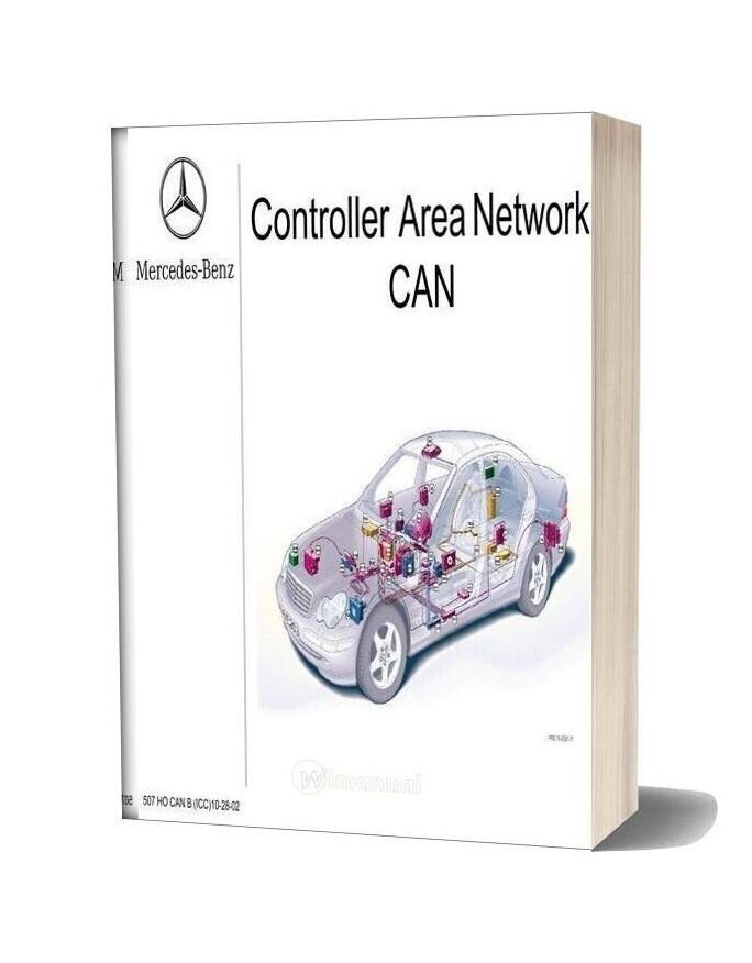 Mercedes Technical Training Can B Icc System