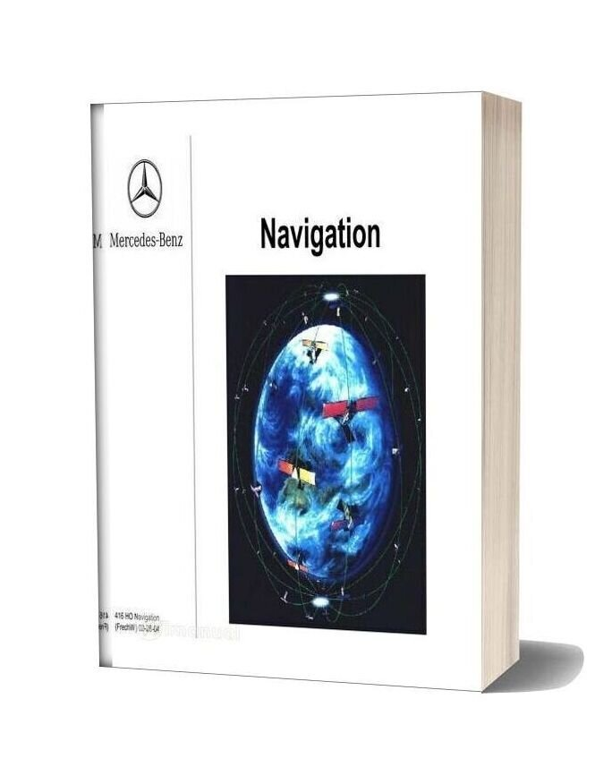 Mercedes Technical Training Ho Navigation Frechw