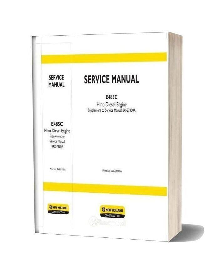 New Holland Engine P11c Vc Service Manual