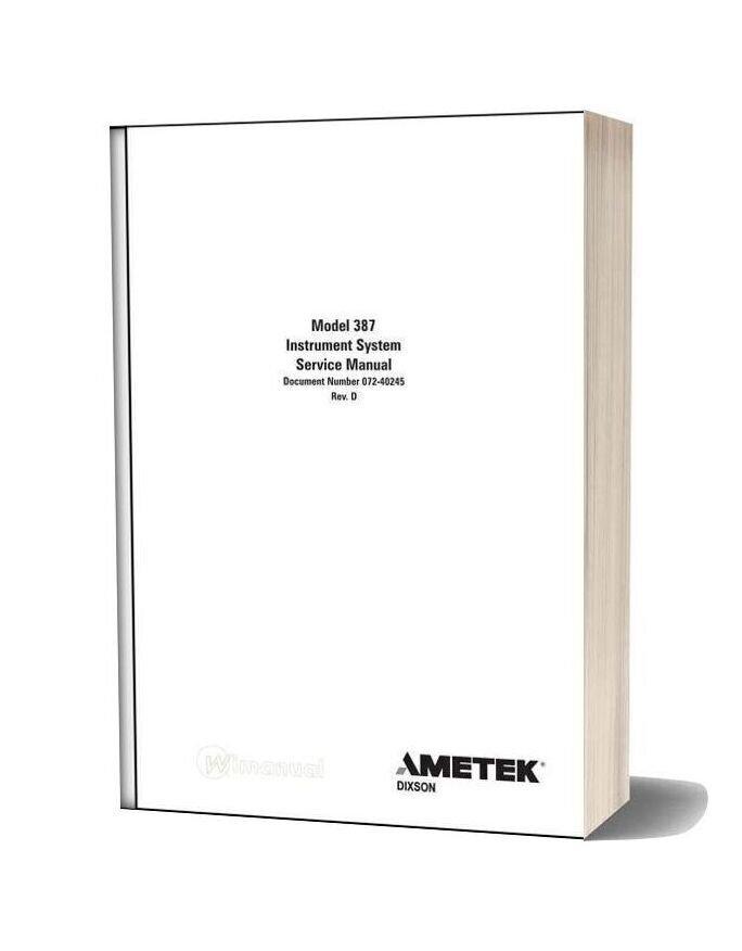 Peterbilt Pb387 Instrument System Service Manual