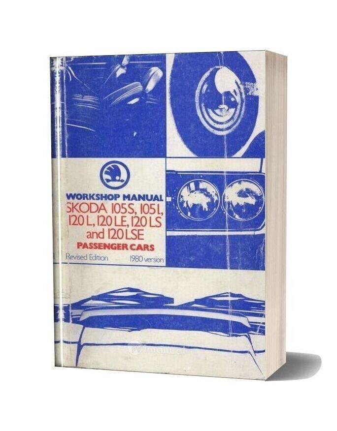 Skoda 120l Workshop Manual