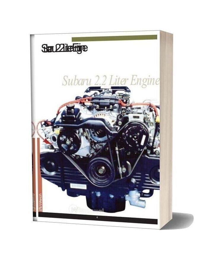Subaru 2 2 Liter Engine