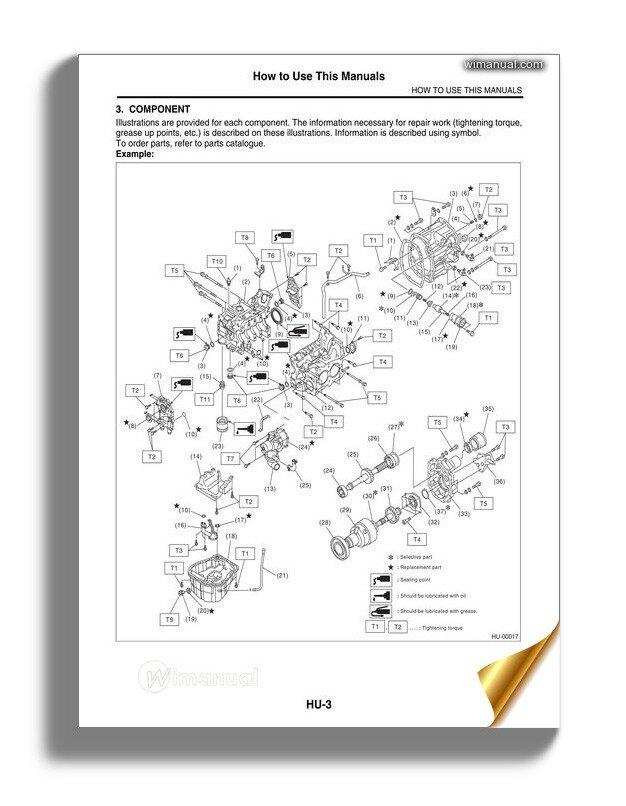 Subaru Legacy Outback 2009 Service Manual