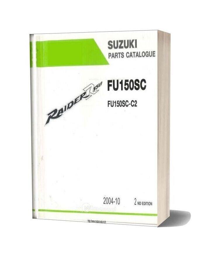 Suzuki Raider 150r Parts