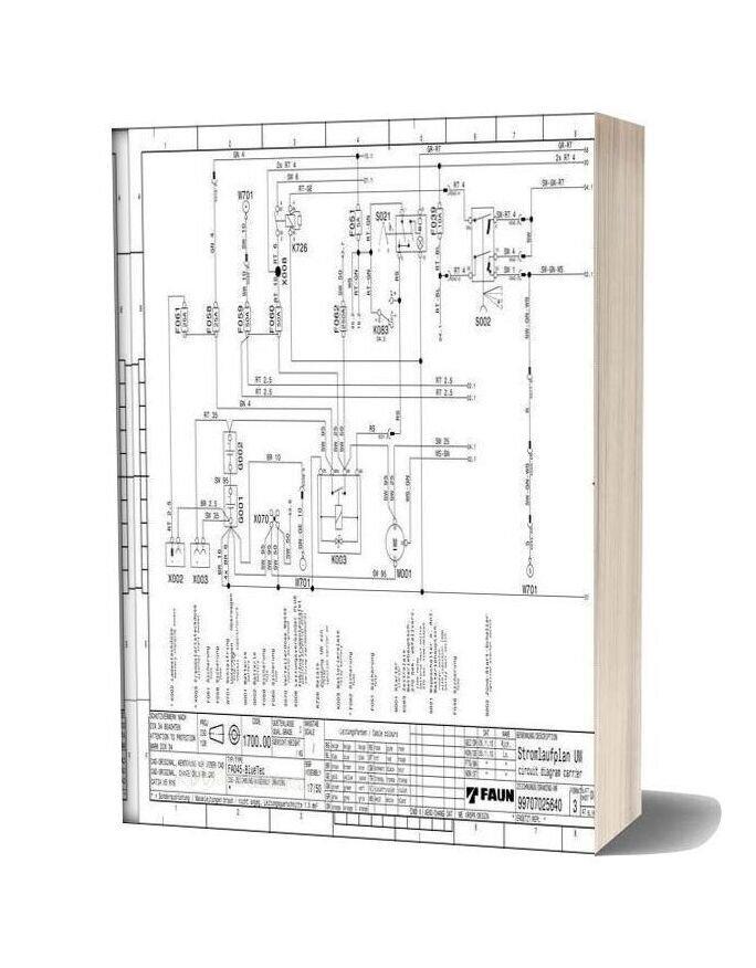 Tadano Faun Tf90g 4 Circuit Diagram