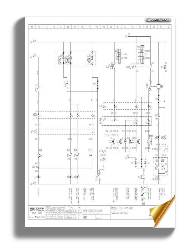 Nichiyu Forklift Fbrf W 14 16 20 60 Service Manual