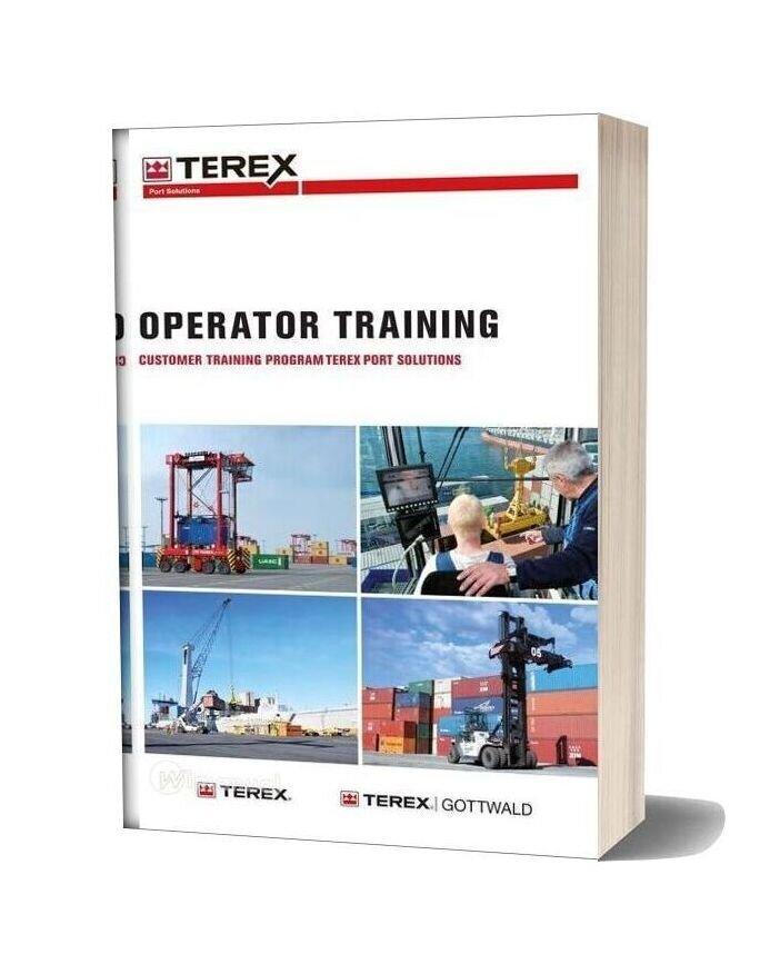 Terex Operator Training