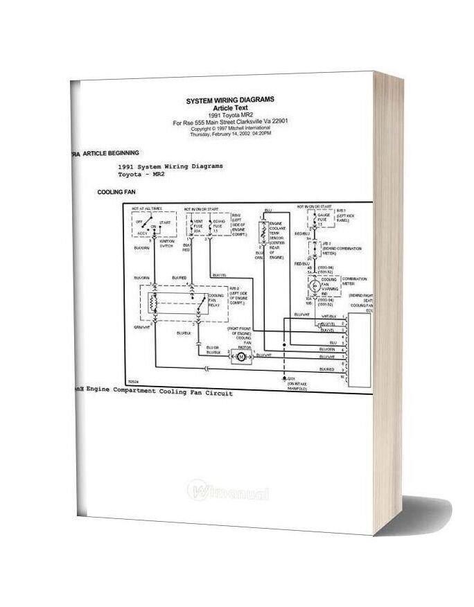 jaguar xk8 cooling fan wiring diagram toyota 1991 mr2 wiring diagrams  toyota 1991 mr2 wiring diagrams