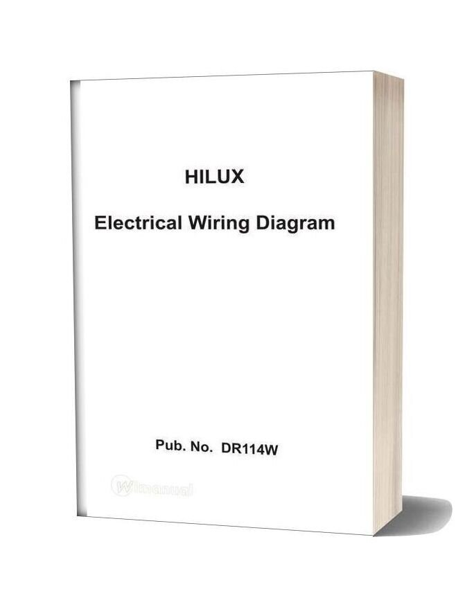 Toyota Hilux Training Manual