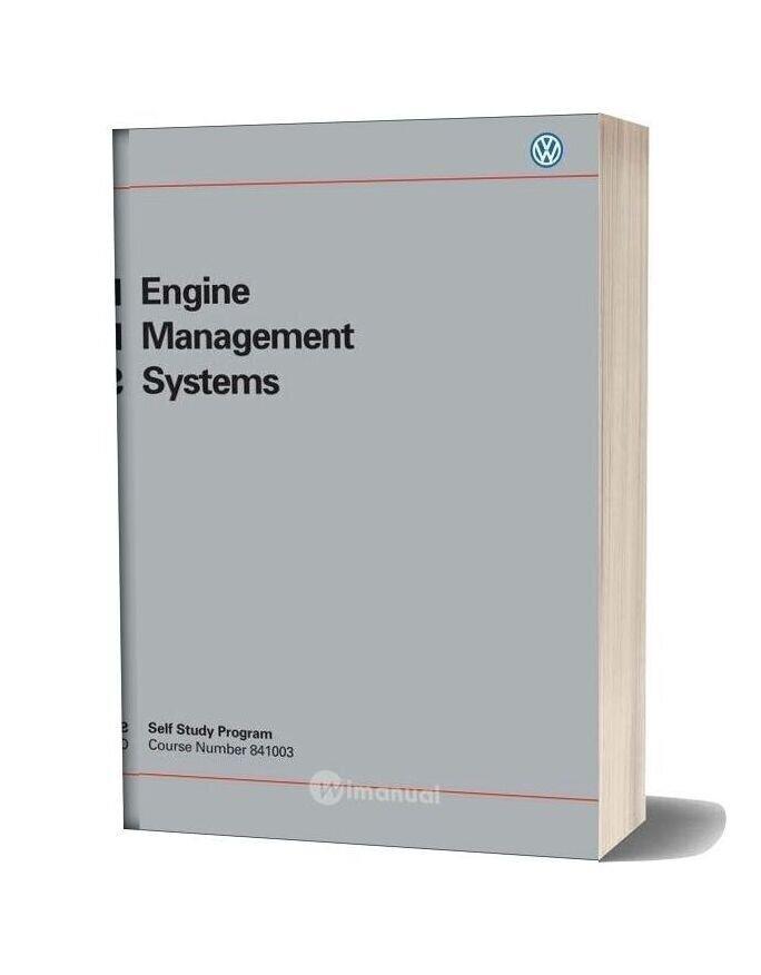 Volkswagen Service Training Engine Management Systems