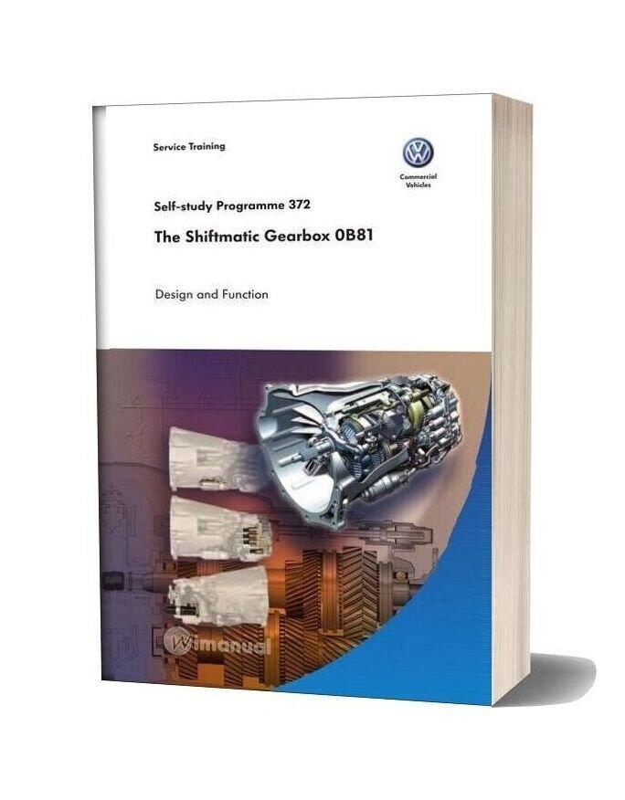 Volkswagen Service Training Shiftmatic Transmission