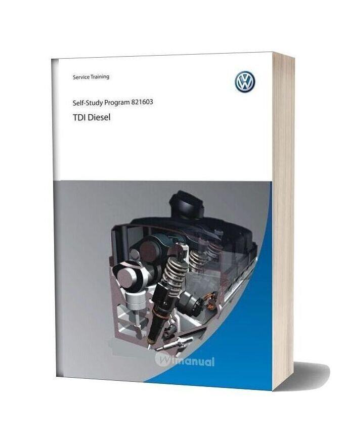 Volkswagen Service Training Tdi Diesel