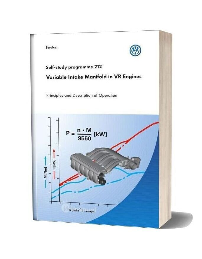 Volkswagen Service Training Variable Intake Manifold In Vr Engines