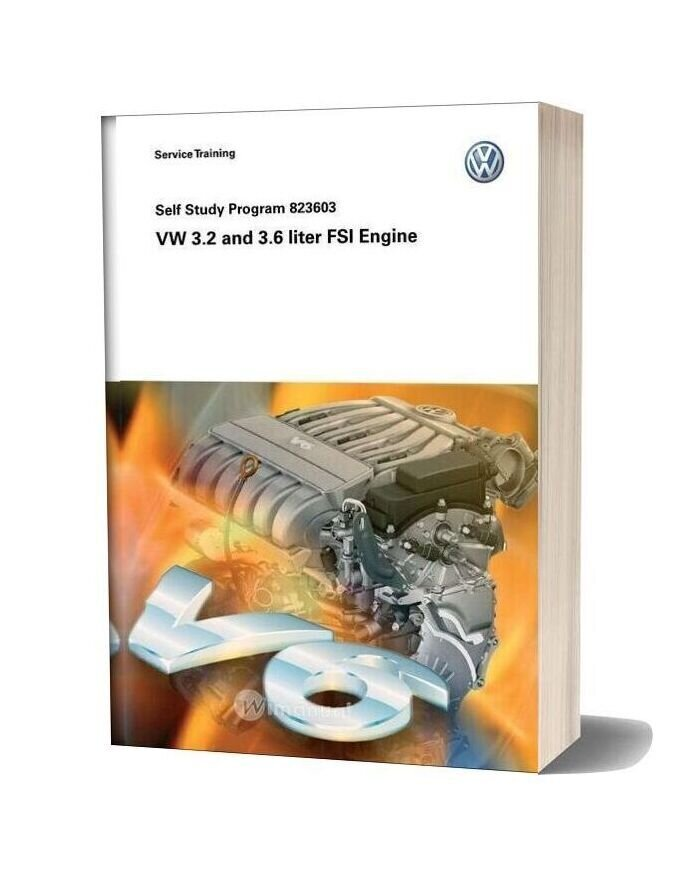 Volkswagen Training Engine