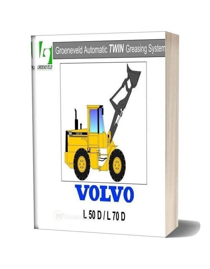 Volvo L50d L70d Wheel Loaders Shop Manual