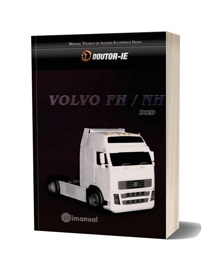 Volvo Truck Fh Nk D12d Technical Manual