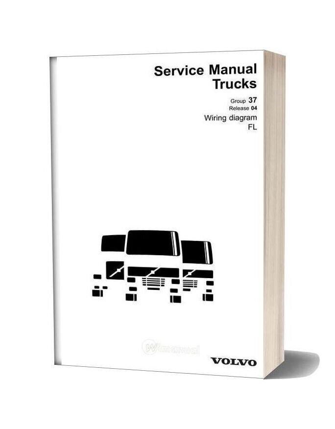 Volvo Truck Service Manual Trucks Wiring Diagram Fl