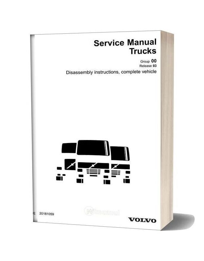 Volvo Trucks Service Manual