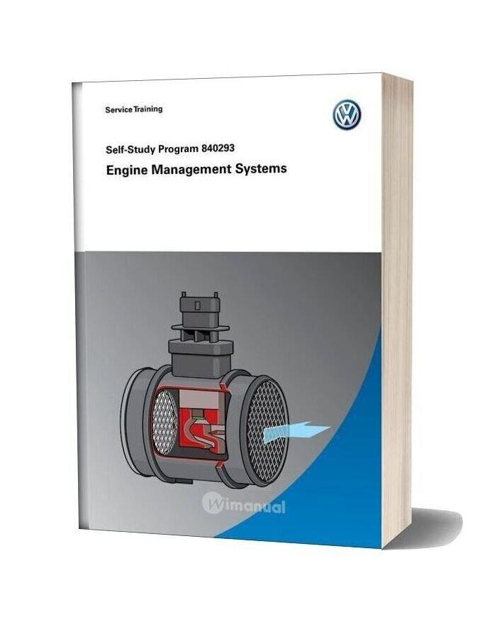 Vw 842003 Motronic Me 7 Engine Management System