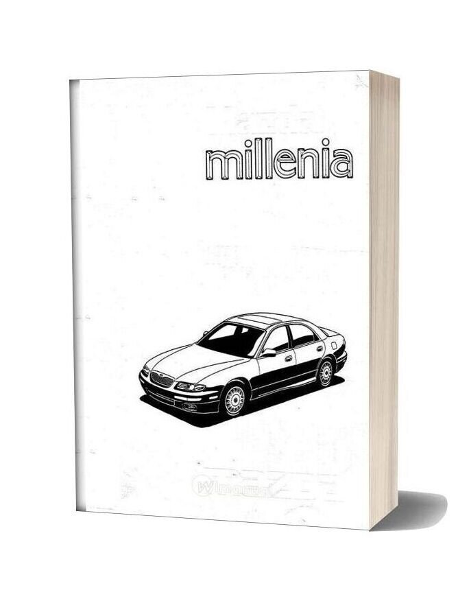 Workshop Manual Mazda Millenia