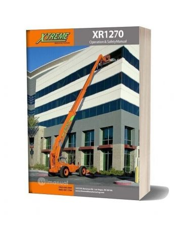 Xtreme Xr1270 Operation Safety Manual on