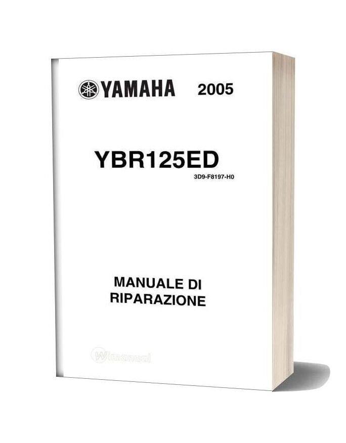 Yamaha Ybr 125ed Service Manual05