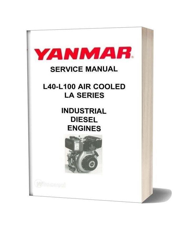 Yanmar L40 L100 Series Workshop Manual
